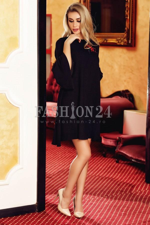 Rochie Black Frame