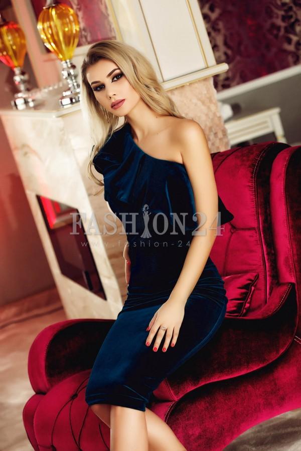 Rochie Blue Date