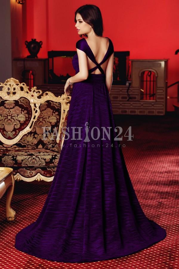 Rochie Special Versatile Purple