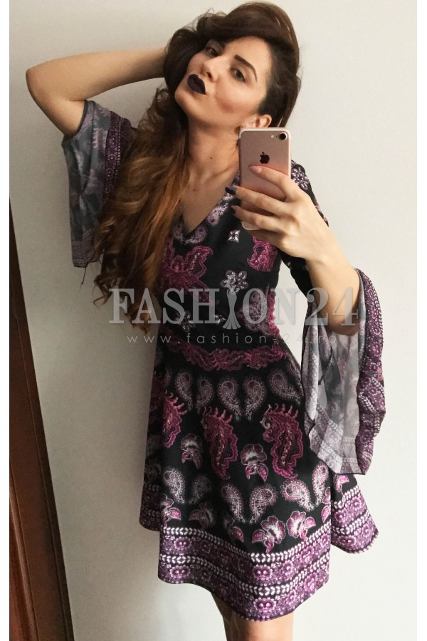 Rochie Purple Pictures