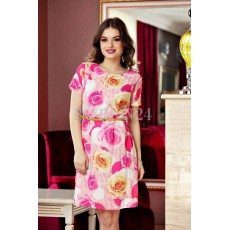 Rochie Yellow Roses