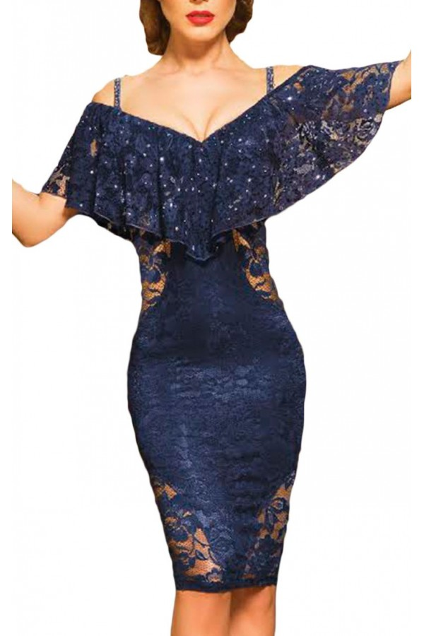 Rochie Dark Blue Vocation