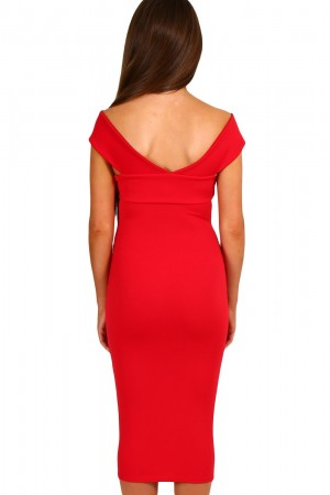 Rochie Only Red