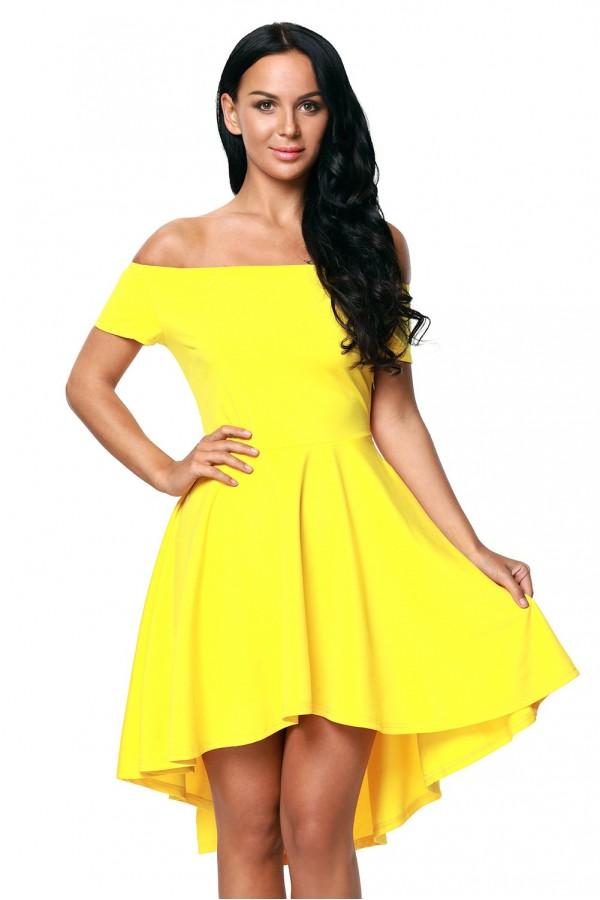Rochie Enchanting Yellow