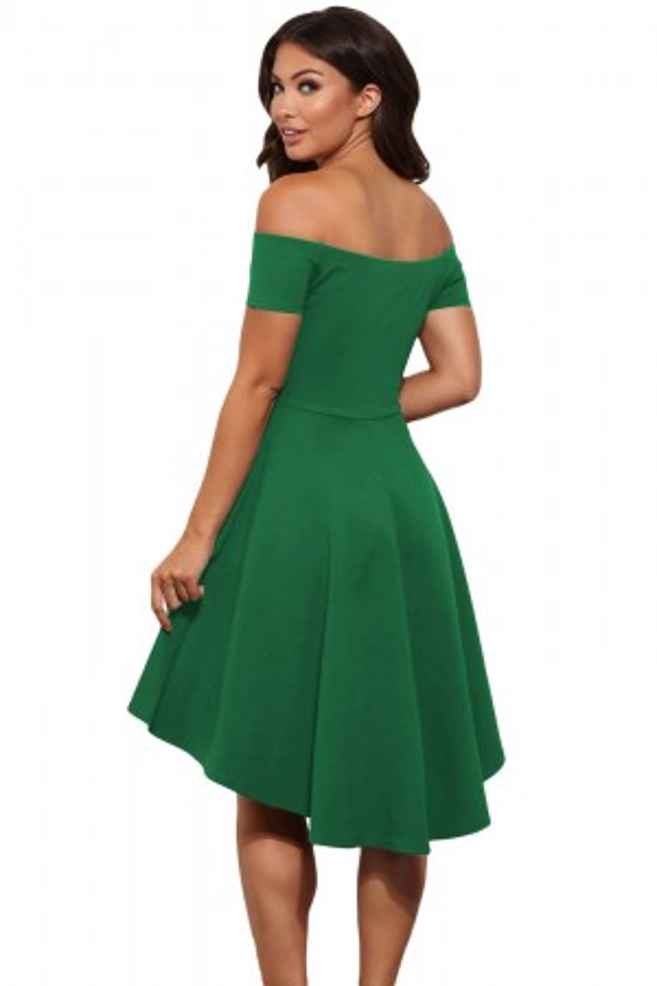 Rochie Enchanting Green