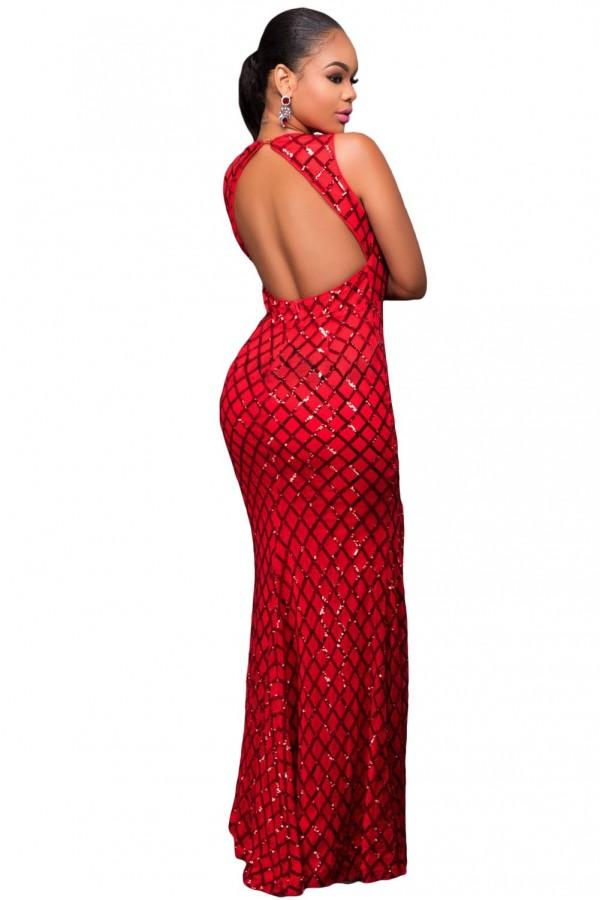 Rochie Red Elegance