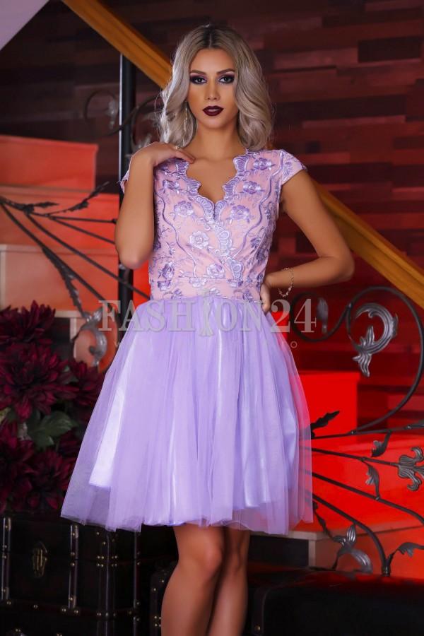 Rochie Imperial Purple