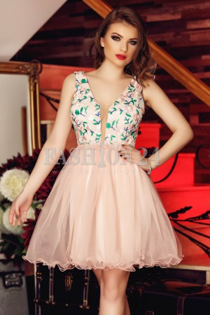 Rochie Pink Difference