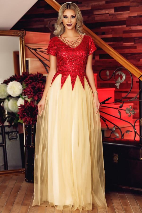 Rochie Red Jewel