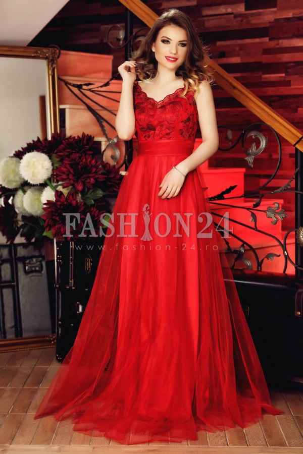 Rochie Red Delicious