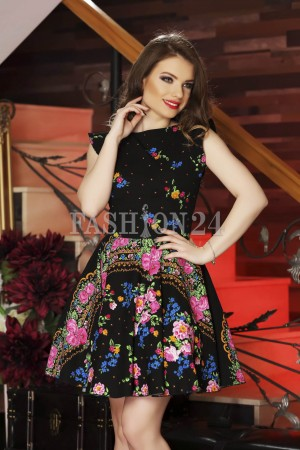 Rochie Gipsy Style Black