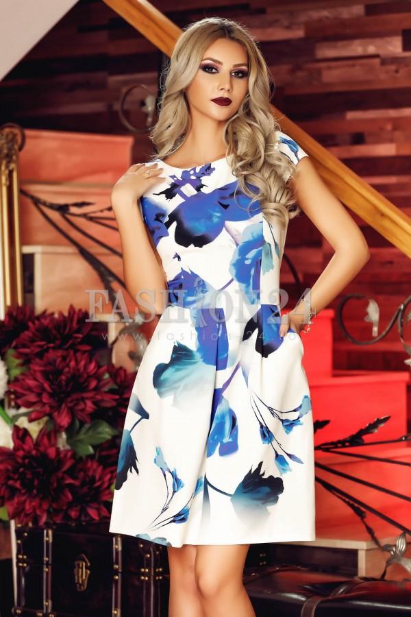 Rochie Blue Fashionable