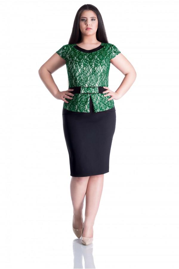 Rochie Green Concept