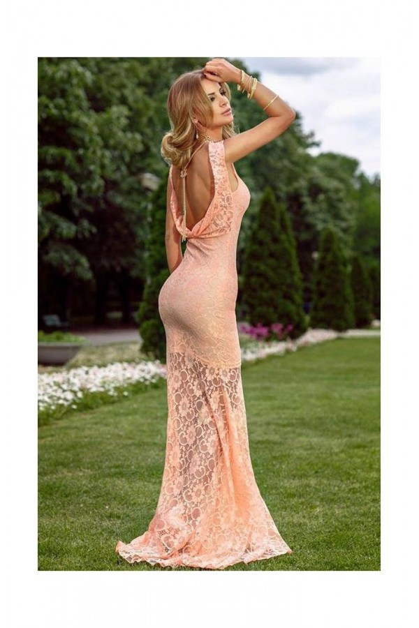 Rochie Pink Lace