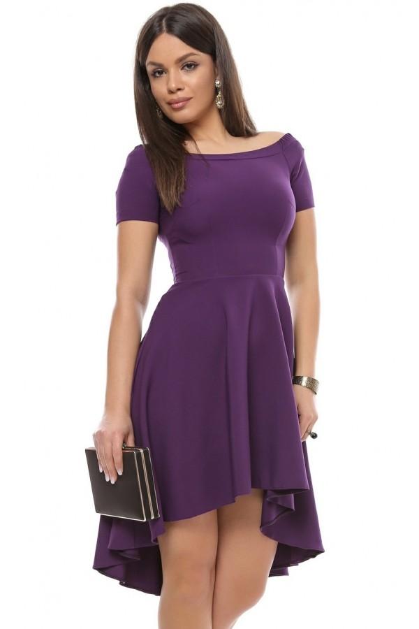 Rochie Purple Priority