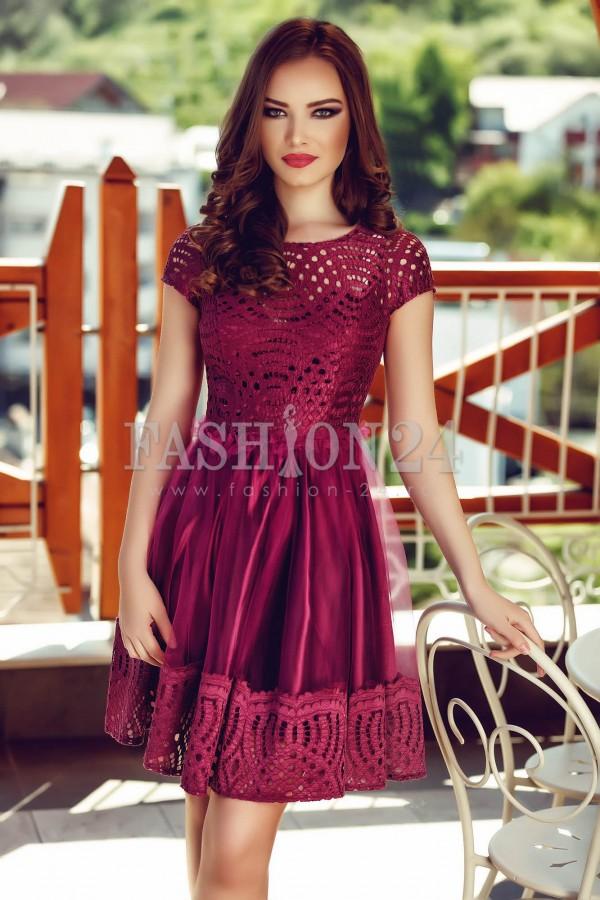 Rochie Purple Harmony