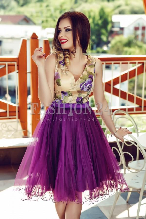 Rochie Selective Purple