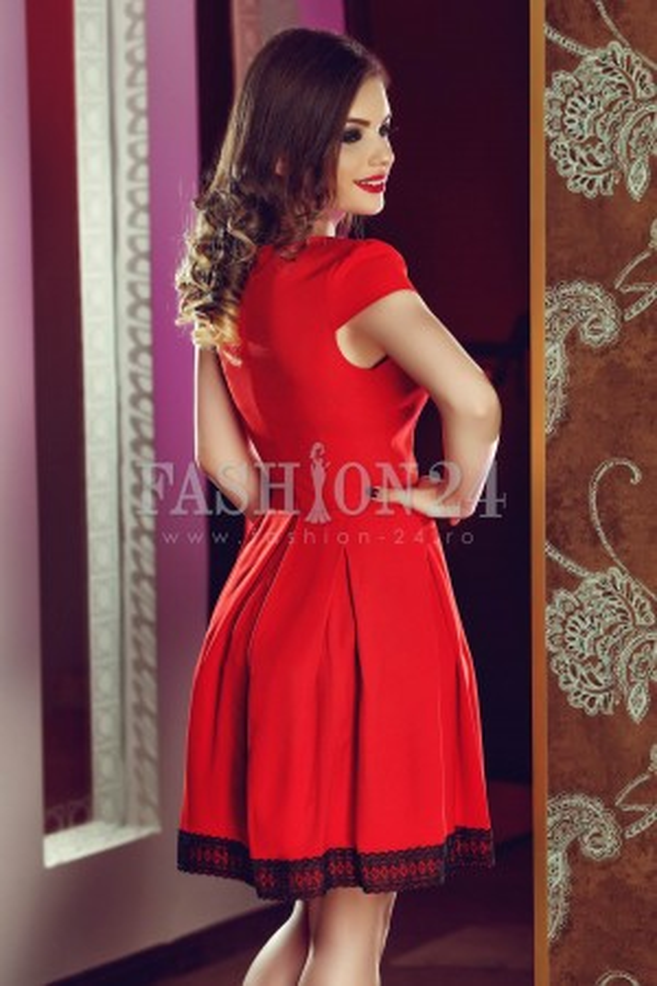 Rochie Red Edition