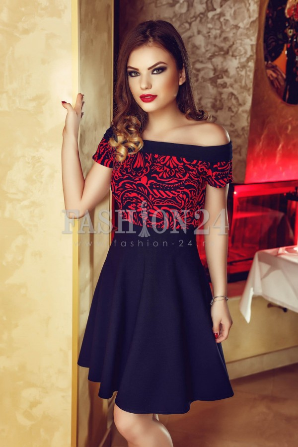Rochie Red Aspect