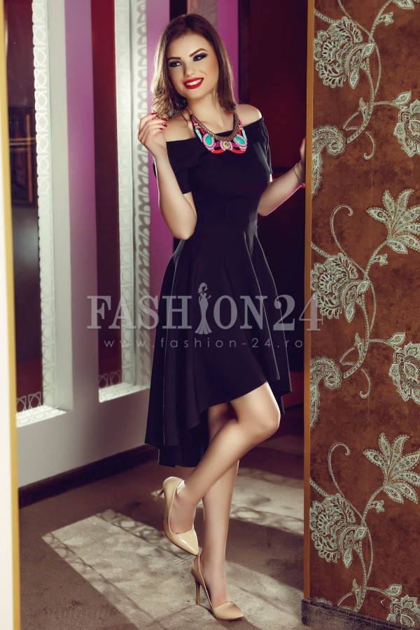 Rochie Black Priority