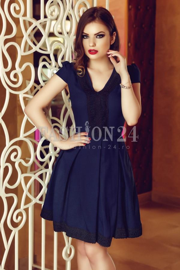 Rochie Dark Blue Edition
