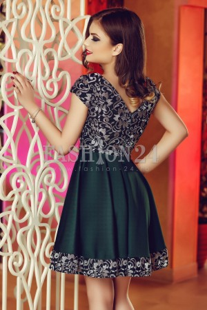 Rochie Forever Green
