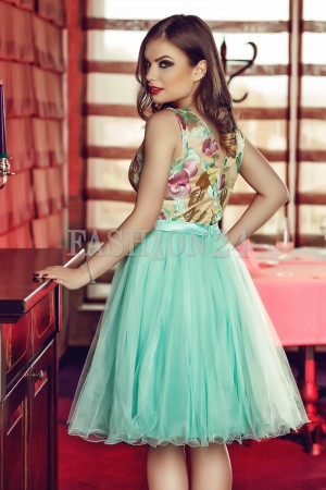 Rochie Selective Turquoise