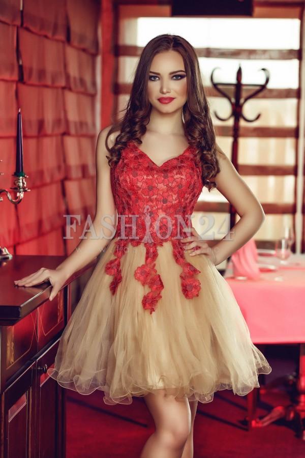 Rochie Red Precious