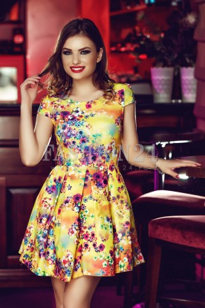 Rochie Great Yellow
