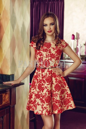 Rochie Red Action
