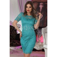 Rochie Turquoise Emotions