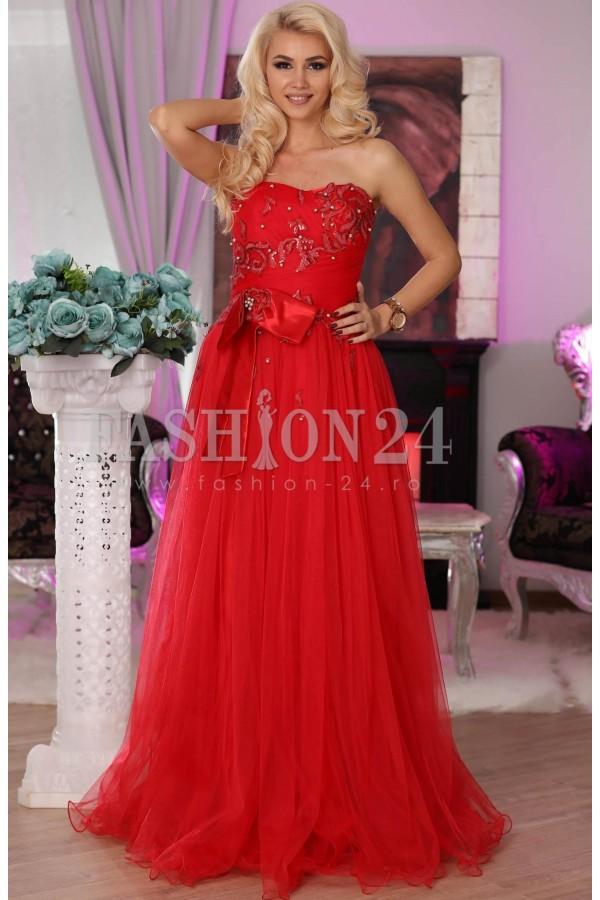Rochie Red Elysium