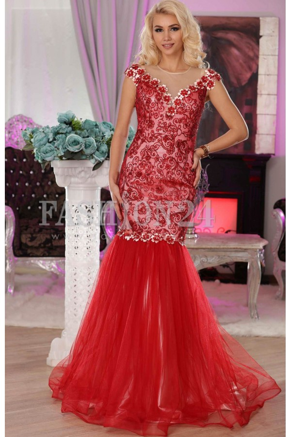 Rochie Red Notion