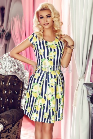 Rochie Yellow Licking