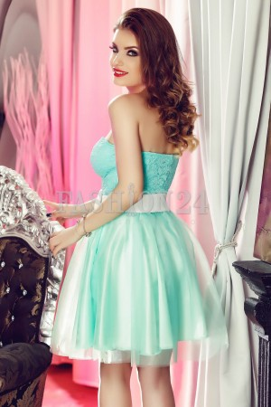Rochie Turquoise Reverence