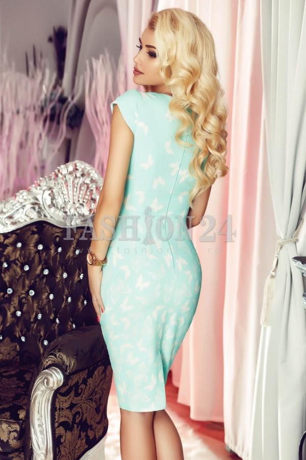 Rochie Turquoise Sensation