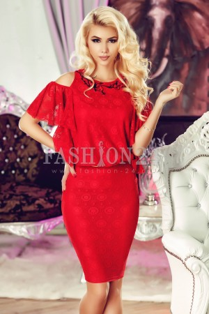 Rochie Red Accuracy