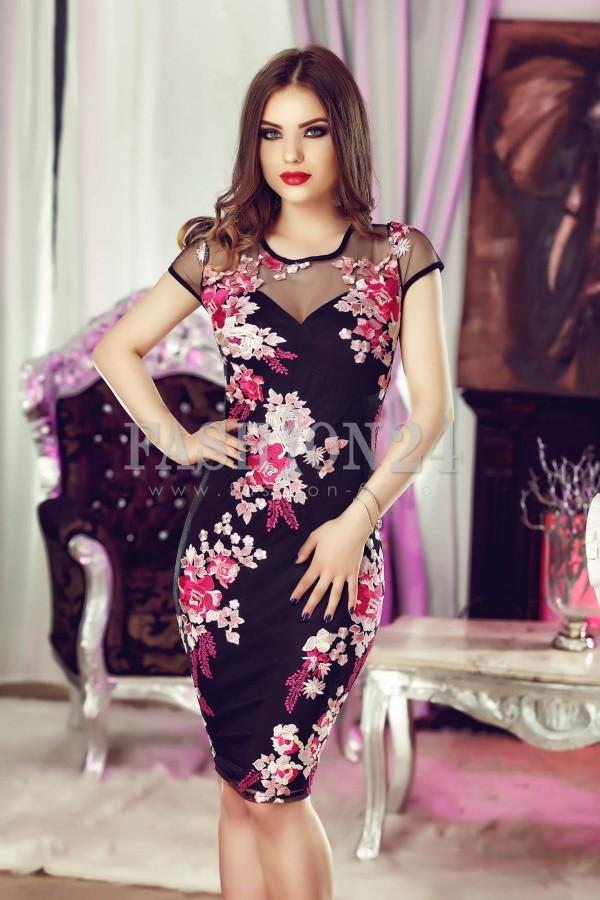 Rochie Pink Gleam