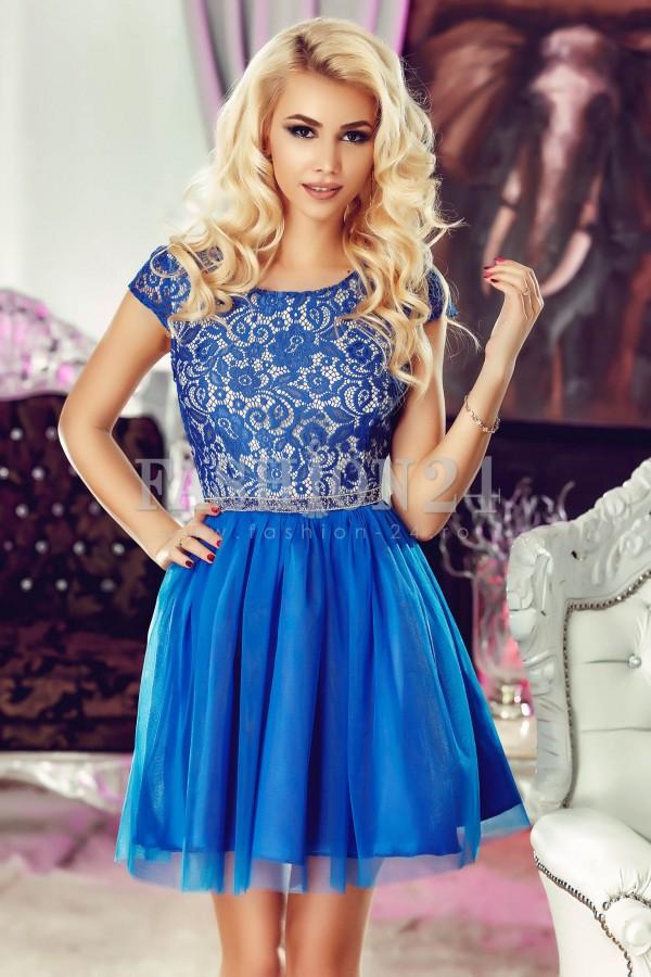 Rochie Blue Beauty