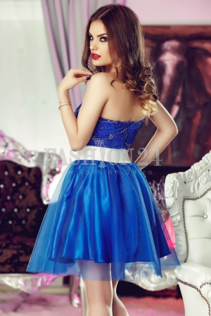 Rochie Blue Reverence