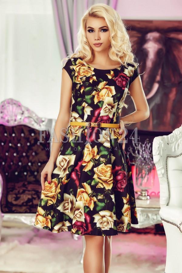 Rochie Elegant Yellow