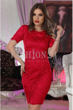 Rochie Red Emotions