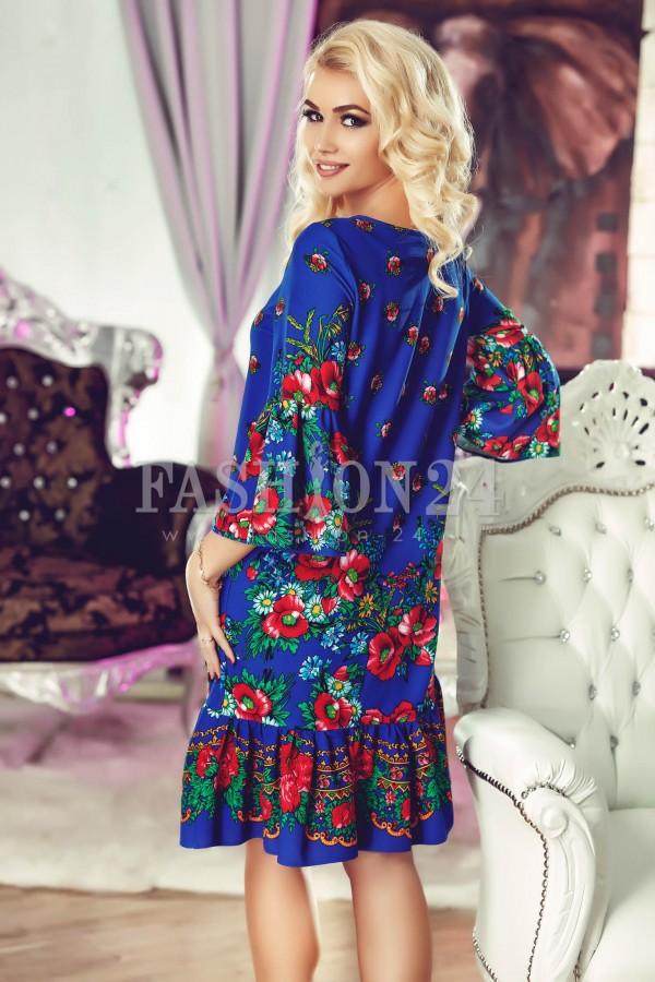 Rochie Gypsy Long Blue