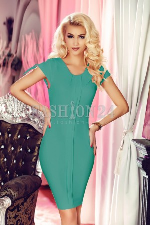 Rochie Turquoise Gladness