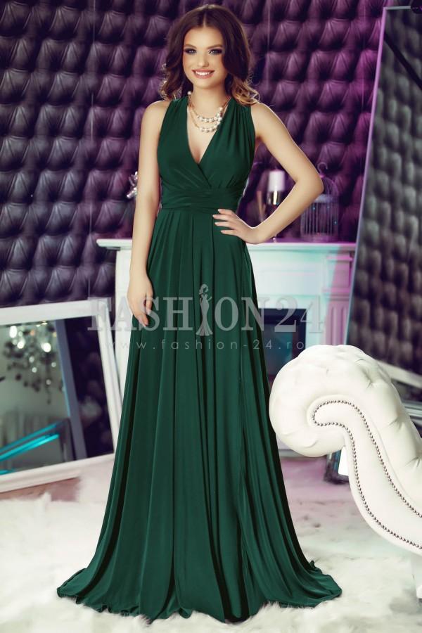 Rochie Dark Green Versatile