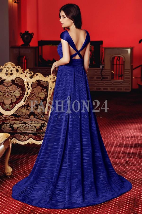 Rochie Special Versatile Blue