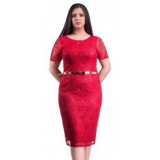 Rochie XXL Red Choice thumbnail