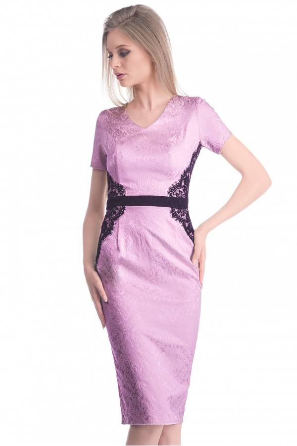 Rochie Light lilac