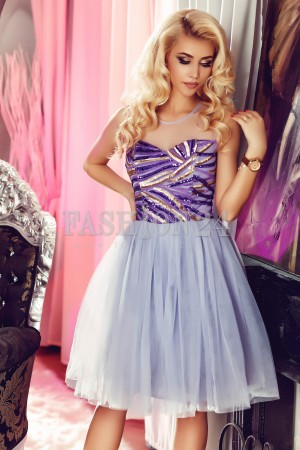 Rochie Purple Beauty