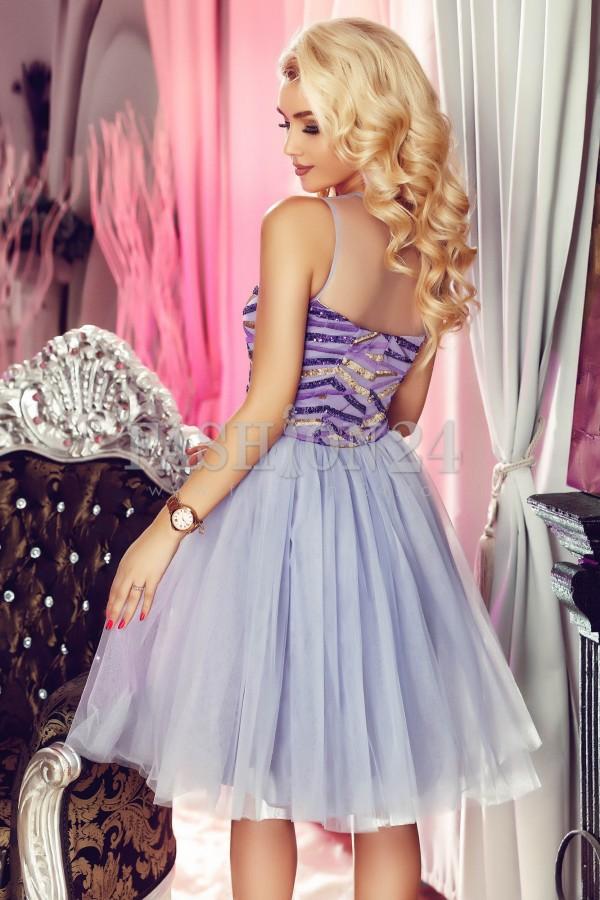 Rochie Purple Beauty